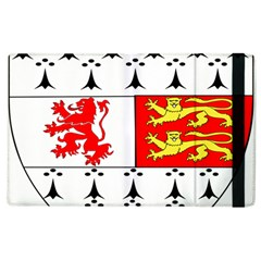 County Carlow Coat of Arms Apple iPad 2 Flip Case