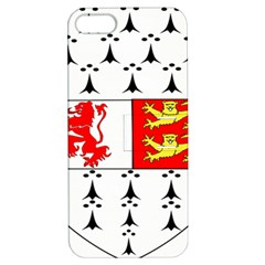 County Carlow Coat of Arms Apple iPhone 5 Hardshell Case with Stand