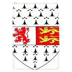County Carlow Coat of Arms Flap Covers (S)