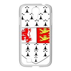 County Carlow Coat of Arms Samsung GALAXY S4 I9500/ I9505 Case (White)