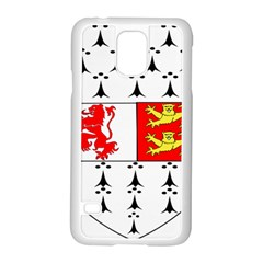County Carlow Coat of Arms Samsung Galaxy S5 Case (White)