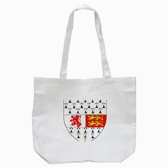 County Carlow Coat of Arms Tote Bag (White)