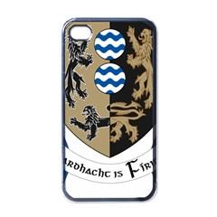 Cavan County Council Crest Apple iPhone 4 Case (Black)