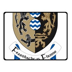 Cavan County Council Crest Double Sided Fleece Blanket (Small)