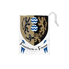 Cavan County Council Crest Drawstring Pouches (Small)