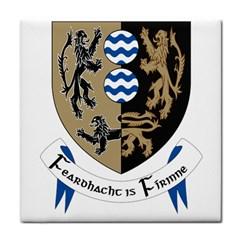 Cavan County Council Crest Tile Coasters