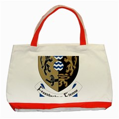 Cavan County Council Crest Classic Tote Bag (Red)