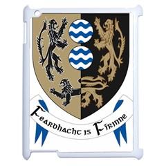 Cavan County Council Crest Apple Ipad 2 Case (white)