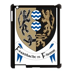 Cavan County Council Crest Apple iPad 3/4 Case (Black)