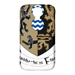 Cavan County Council Crest Samsung Galaxy S4 Classic Hardshell Case (PC+Silicone)