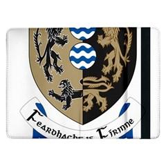 Cavan County Council Crest Samsung Galaxy Tab Pro 12.2  Flip Case