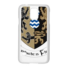 Cavan County Council Crest Samsung Galaxy S5 Case (White)