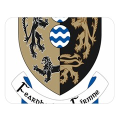 Cavan County Council Crest Double Sided Flano Blanket (Large)