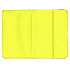 Neon Color - Light Brilliant Yellow Samsung Galaxy Tab 7  P1000 Flip Case