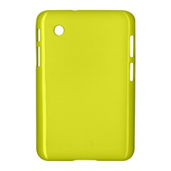 Neon Color - Light Brilliant Yellow Samsung Galaxy Tab 2 (7 ) P3100 Hardshell Case