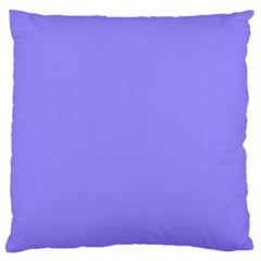 Neon Color - Light Persian Blue Large Cushion Case (One Side)