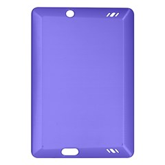 Neon Color - Light Persian Blue Amazon Kindle Fire HD (2013) Hardshell Case