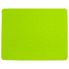 Neon Color - Luminous Vivid Lime Green Jigsaw Puzzle Photo Stand (Rectangular)