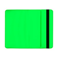 Neon Color - Luminous Vivid Malachite Green Samsung Galaxy Tab Pro 8.4  Flip Case