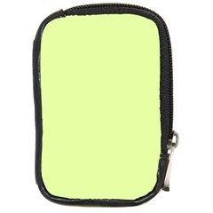 Neon Color - Pale Lime Green Compact Camera Cases