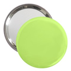 Neon Color - Very Light Spring Bud 3  Handbag Mirrors