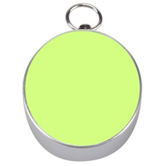 Neon Color - Very Light Spring Bud Silver Compasses