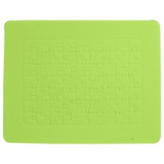 Neon Color - Very Light Spring Bud Jigsaw Puzzle Photo Stand (Rectangular)