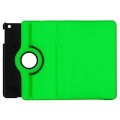 Neon Color - Vivid Malachite Green Apple iPad Mini Flip 360 Case
