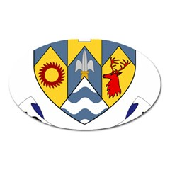 County Clare Coat of Arms Oval Magnet
