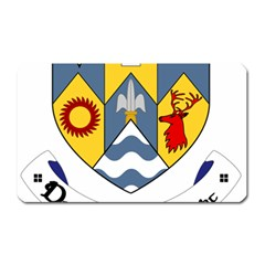 County Clare Coat of Arms Magnet (Rectangular)