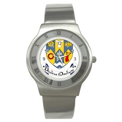 County Clare Coat of Arms Stainless Steel Watch