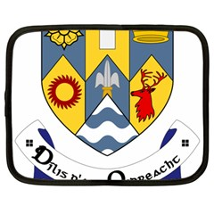 County Clare Coat of Arms Netbook Case (Large)