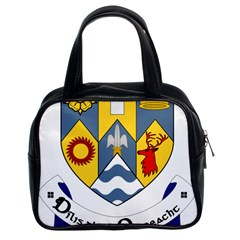 County Clare Coat of Arms Classic Handbags (2 Sides)