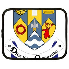 County Clare Coat of Arms Netbook Case (XL)
