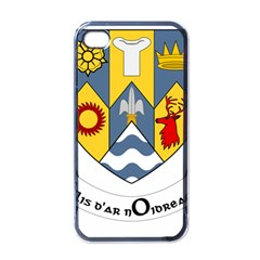County Clare Coat of Arms Apple iPhone 4 Case (Black)