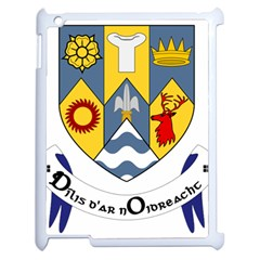 County Clare Coat Of Arms Apple Ipad 2 Case (white)