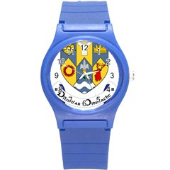 County Clare Coat of Arms Round Plastic Sport Watch (S)