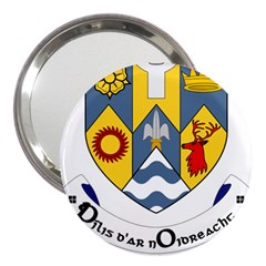 County Clare Coat of Arms 3  Handbag Mirrors