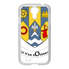 County Clare Coat of Arms Samsung GALAXY S4 I9500/ I9505 Case (White)