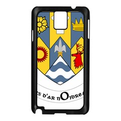 County Clare Coat of Arms Samsung Galaxy Note 3 N9005 Case (Black)