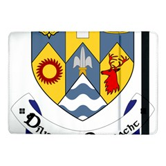 County Clare Coat of Arms Samsung Galaxy Tab Pro 10.1  Flip Case