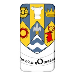 County Clare Coat of Arms Samsung Galaxy S5 Back Case (White)