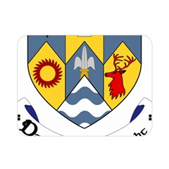 County Clare Coat of Arms Double Sided Flano Blanket (Mini)