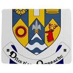 County Clare Coat of Arms Jigsaw Puzzle Photo Stand (Rectangular)