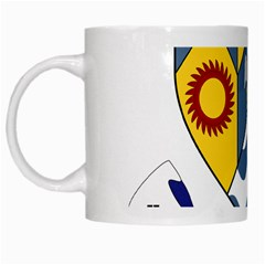 County Clare Coat of Arms White Mugs