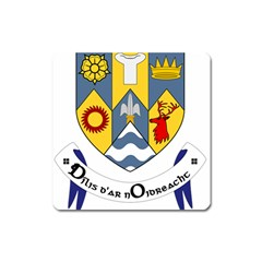 County Clare Coat of Arms Square Magnet