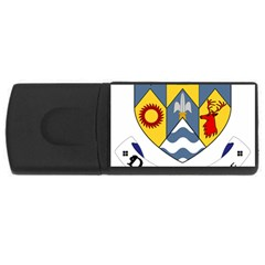County Clare Coat of Arms USB Flash Drive Rectangular (1 GB)