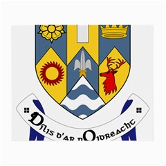 County Clare Coat of Arms Small Glasses Cloth
