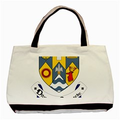 County Clare Coat of Arms Basic Tote Bag (Two Sides)