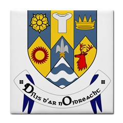 County Clare Coat of Arms Face Towel